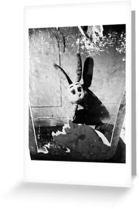 graffiti bunny by ShellyKay