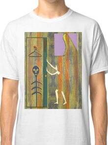 SKELETON IN THE CLOSET Classic T-Shirt