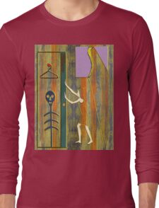 SKELETON IN THE CLOSET Long Sleeve T-Shirt