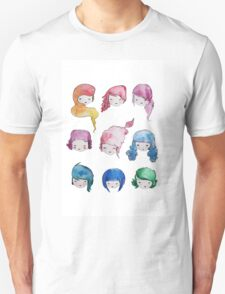 does my head look big in this? Unisex T-Shirt