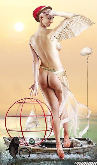 Absolute Sight by Yuliya Art