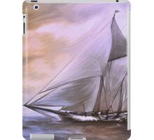 Schooner..... iPad Case/Skin