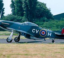 CAC Mustang 22 A68-192/CV-H G-HAEC by Colin Smedley