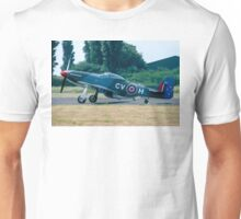 CAC Mustang 22 A68-192/CV-H G-HAEC Unisex T-Shirt