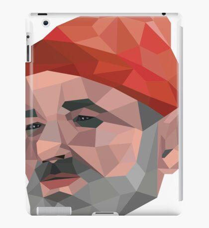 Steve Zissou - Bill Murray - Wes Anderson iPad Case/Skin