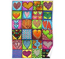 Crazy Hearts Poster