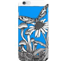 Blue Skies On The Big World iPhone Case/Skin