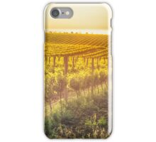 Golden Vines iPhone Case/Skin
