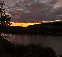Oregon City Sunset {South Bluff} by Ritchie Belleque