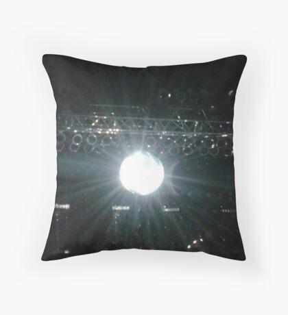 Stage Lighting Throw Pillow
