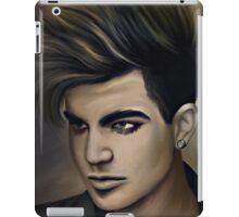 Adam Lambert iPad Case/Skin