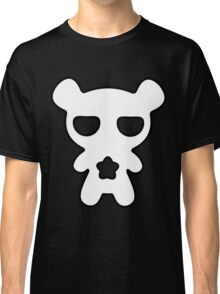 Lazy Bear Black and White Classic T-Shirt