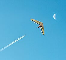 Fly Me to the Moon by Ray Warren