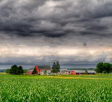 Storm Clouds Gathering-2 by ECH52