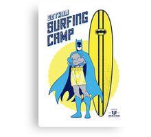 Gotham Surfing Camp Canvas Print