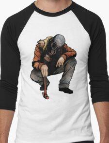 The Hunter And The Hammer Men's Baseball ¾ T-Shirt