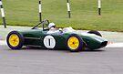 Lotus F1 - Type 21 - 1961 by Nigel Bangert