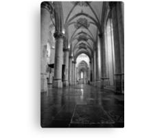 Grote Kerk, Breda, Netherlands Canvas Print