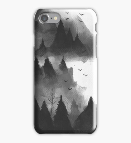 Smoky Mountains iPhone Case/Skin