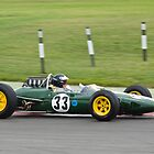 Lotus F1 - Type 33 - 1964/67 by Nigel Bangert