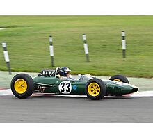 Lotus F1 - Type 33 - 1964/67 Photographic Print