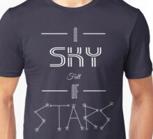 A Sky Full of Stars (without stars) Unisex T-Shirt