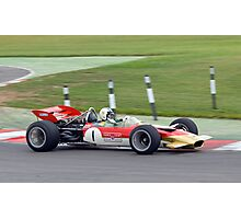 Lotus F1 - Type 49 - 1967/70  Photographic Print