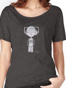 Doctor Who - You Will Become Like Us Women's Relaxed Fit T-Shirt
