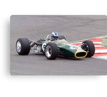 Lotus F1 - Type 49 - 1967/70  Canvas Print