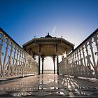 Band stand by Kevin  Poulton