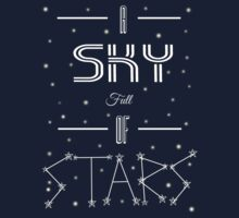 A Sky Full Of Stars + stars Kids Clothes