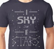 A Sky Full Of Stars + stars Unisex T-Shirt