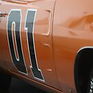 General Lee by Ell-on-Wheels