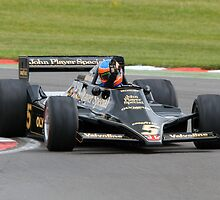 Lotus F1 - Type 79 - 1978/79  by Nigel Bangert