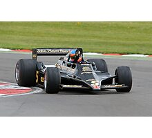Lotus F1 - Type 79 - 1978/79  Photographic Print