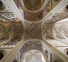 St. Gervais, Paris by Gothman