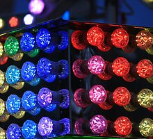 Carnival Lights II by Aakheperure