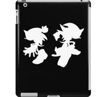 Sonic & Shadow iPad Case/Skin
