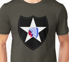 2nd Infantry Division (United States) Unisex T-Shirt