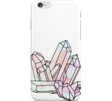 Galaxy Crystal Graphic iPhone Case/Skin