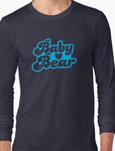 Baby Bear super cute baby design Long Sleeve T-Shirt