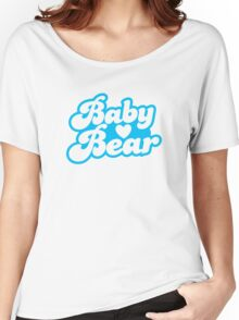 Baby Bear super cute baby design Women's Relaxed Fit T-Shirt
