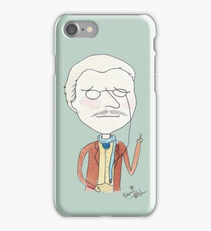 Doctor Who - Dr. Who iPhone Case/Skin