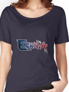 Eternia Women's Relaxed Fit T-Shirt