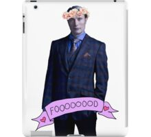 Hannibal the food loving Cannibal iPad Case/Skin