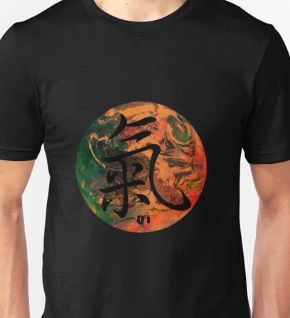 Qi (energy) Unisex T-Shirt