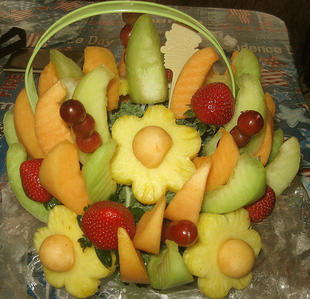 Fruit Basket by Darlene Bayne