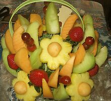 Fruit Basket by Darlene Bayne