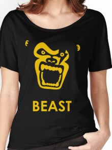 Instinct - Attention Gorilla Beast Women's Relaxed Fit T-Shirt