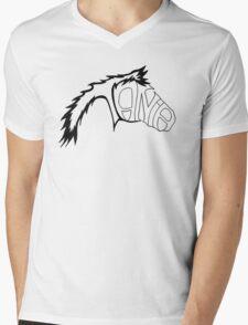 Tania - Horse Mens V-Neck T-Shirt